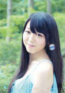 2011年峯岸みなみ(AKB48)カレンダー 7月8月
