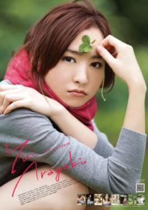 2011年新垣結衣カレンダー 表紙