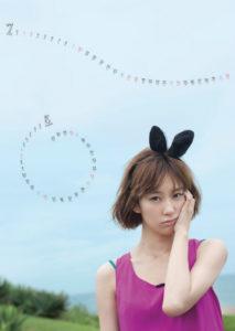 2011年水川あさみカレンダー 7月8月