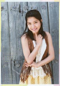 2012年川島海荷カレンダー 1月2月