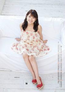 2012年長野美郷カレンダー 7月8月
