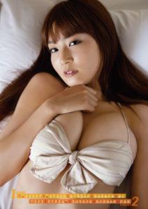 2012年仁藤みさきカレンダー 1月2月