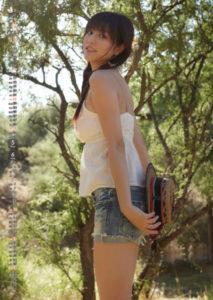 2011年杉本有美カレンダー 5月6月