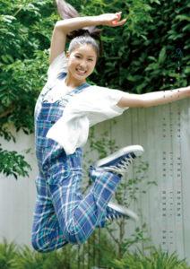 2012年土屋太鳳カレンダー 9月10月