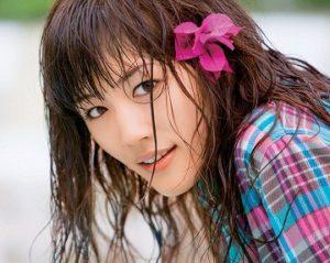 2010年卓上綾瀬はるかカレンダー 表紙