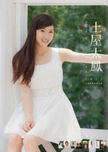 2013年土屋太鳳カレンダー 表紙