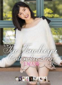 2016年土屋太鳳カレンダー 表紙