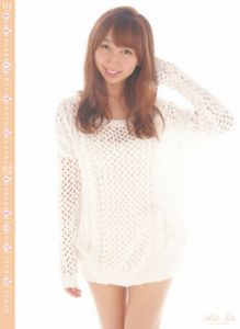 2015年飯田里穂カレンダー 1月2月
