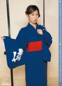 2015年橘ゆりか(アイドリング)カレンダー 1月2月